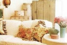 THE FEATHERED NEST / Inviting décor,  feel good spaces.. / by FlapperMim Vargas