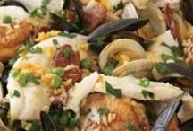 Food - Fish & Seafood / by Helen Davis