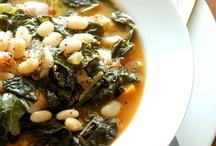 Food - Soup / by Helen Davis