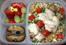 Food - Brown Bag, School Lunch, Picnic / by Helen Davis