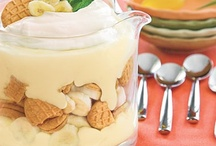 Food - Dessert - Trifle / by Helen Davis