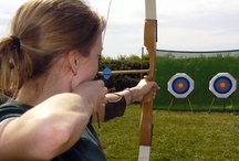 Archery / This board is for my youngest daughter who has begun archery lessons. / by Helen Davis