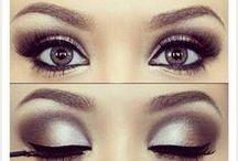Make up / by Casey Zaberdac