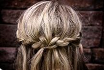 hair / by Jenn Clay