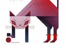 Cats / by Joanne Kim Milnes