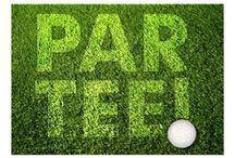 Golf Theme Celebration / Blair's 7th Birthday Party! / by Senovia Morrison-Owens