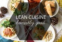 Honestly Good Meals from Lean Cuisine / Love honest food? Check out Lean Cuisine's all natural ingredients meals. / by Pollinate Media Group®