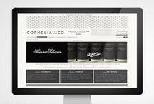 Graphic Design- web/ ui / by Joanne Kim Milnes