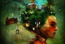 Enchanting  / I want to lose myself in this enchantment and whimsy.... / by Morayma Makay