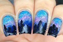 Cute Nails (My Addiction) / by Allyx Olsen