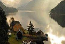 Denmark, Norway, Sweden, Netherlands / by Kathleen Ryan