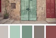 april // palette two / by michelle konar