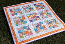 Quilting / by Mellody DeLorenze