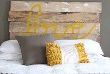 Bedrooms / by Katie Lewter