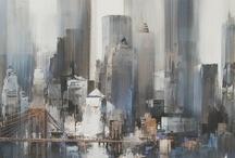 a r t / by Grace Pilet Jacobsen