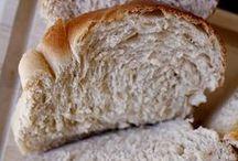 Food - Breads / by Hannah Mueller