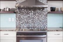 Luxury Kitchens / Not that I'll use them, that's what the Chef is for! / by Catherine Tuckey