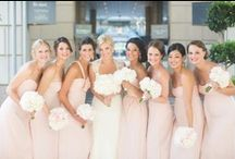 Bridesmaid Dresses / Note to self: start pinning uglier dresses on this board ASAP. / by Catherine Tuckey