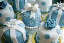 Wedding Cakes! / by Alisha Pendergraff