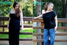 Refashions / DIY refashion and upcycle clothing tutorials #refashion / by My Life On The Divide