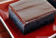 Food - Bars (Brownies and Blondies) / by Hannah Mueller