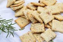 Food - Crackers / by Hannah Mueller