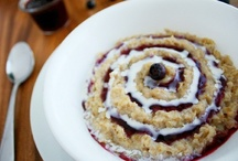 Food - Oatmeal / by Hannah Mueller