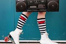 Throwback 80s Kids / by Alisha Pendergraff