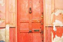Doors / Lovely photos of colourful or beautiful doors around the world. / by Moozle