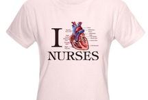 Don't Worry, I'm a Nurse! / by Angela Harvey