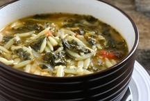Soups / by Mandy Nenstiel