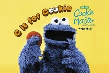 """ COOKIE""  monster / by Cookie Nicholls"