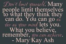 Mary Kay / by Mandy Nenstiel