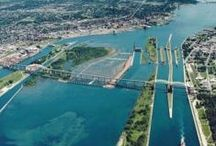 sault ste marie / by Connie Bardo-Whitlow