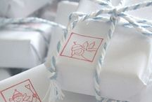Gift Wrap / by Katherine Nabors