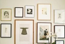 Gallery Walls / by Katherine Nabors