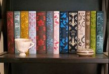 Coralie Bickford-Smith Covers for Penguin Classics / by Katherine Nabors
