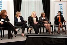 Toronto Panel - Women Shaping Business  / by Randstad Canada