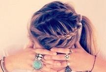 *Hair & beauty* / O,O    / by Amber Hazebroek