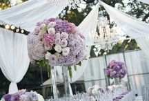Wedding Reception / Flowers, themes, music, seating, food / by Bailey Marie & Me