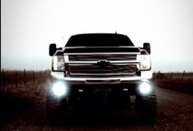 Something 'Bout A Truck / Somethin bout a truck... / by Whitney McRae