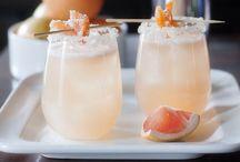 c o c k t a i l s / yummy beverages.  / by Mariann Sierra