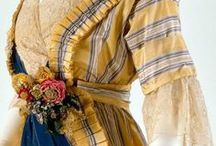 Historical Fashion  / Historical costumes, loosely defined. / by Sally Kramer