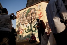 Middle East graffiti / by Dominic Dudley