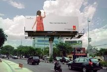 Outdoor & Ambient Ads I Love / by Daniel Attila Tovisi