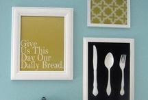 Home Decorating-Kitchen / by Katie Entrekin