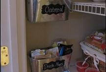 Homemaking-Organization / by Katie Entrekin