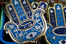 Hamsa/Hand of Fatima / by P. Klahr