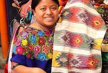 Ethnic Textiles / by P. Klahr