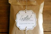 Pretty Packaging / by Valerie Tyler